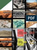 Resumen y Conclusiones Primeras Ciudades