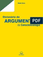 Dicionario de Argumentos Da Conscienciologia DAC