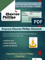 Proceso Chevron Phillips Xdd