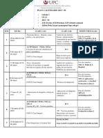 Plan Calendario Ce13 Modulo A