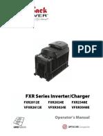 Fxr Intl Operator