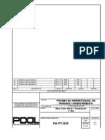 4.PH-PT-005-C Prueba de Hermeticidad de Tanques