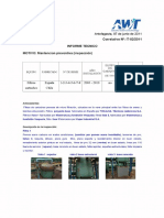 Informe Tecnico Filtros de Cartucho 2011