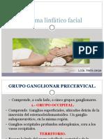 Sistema linfático facial.ppt