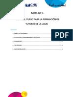 Tutor Moodle Guia Del Curso v4