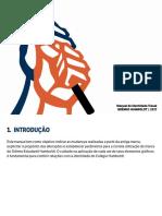Manual de Identidade Visual - Grêmio Humboldt (2017)