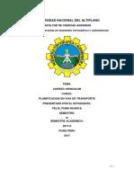 234984730 Informe de Conteo Vehicular