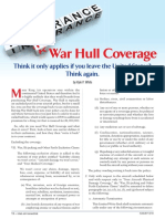 Published Article Risk Insurance