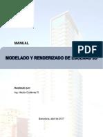 Manual Modelado y Renderizado de Escenas 3d