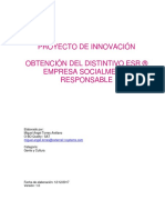 Propuesta Empresa Socialmente Responsable v01