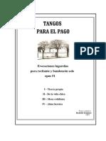 051 Daluisio Bandoneon TANGOSpara El Pago Opus 51