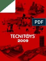 Catálogo Scalextric 2009