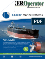 Tanker Operator september