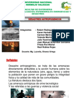 Trabajo Desastres Antropogenicos Bombardeo