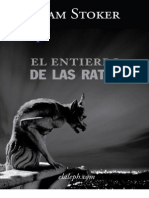 Bram Stoker - El Entierro de Las Ratas