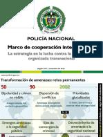 [PD] Presentaciones - Cooperacion Internacional