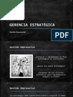 Gerencia Estratégica - Gestión Empresarial.pptx