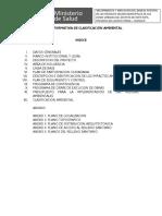 3. Ficha de Clasificacion Ambiental