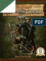 Warhammer Fantasy RPG - Hijos de La Rata Cornuda