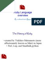 ruby presentation