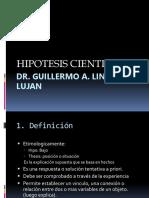 Clase 05 - Hipotesis