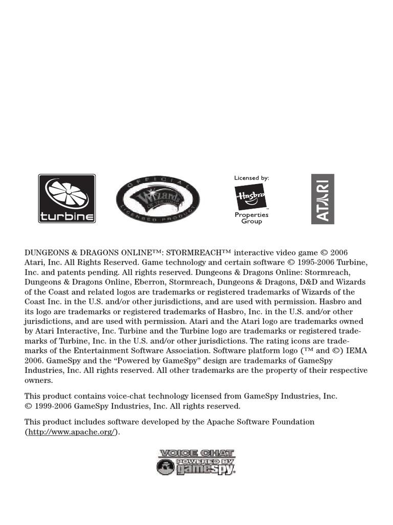 DDO User Manual pdf | Dwarf (Dungeons & Dragons) | D20 System