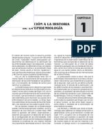 Introducción a la Historia de la Epidemiología.