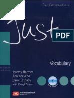 Just Vocabulary - Pre-Intermediate