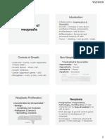 Pathology of Neoplasia cancer malignant benign carcinoma lecture pdf