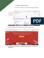Tutorial Blogger PDF