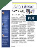 Kaity's Korner September 10