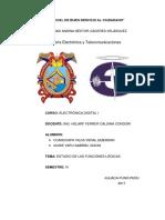 Circuitos Digitales 1 Informe