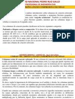 Unidad Viii_diseño a Flexo Compresion-columnas-2016