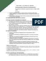 Balotario de Derecho Laboral[1]