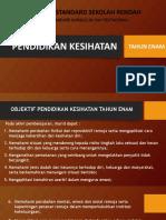 4. DSKP KSSR Pendidikan Kesihatan Tahun 6 (1)