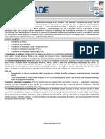 Protocolo de Ansiedade 2014