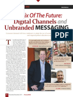 Digital Channels and Unbranded Messaging