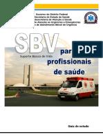 SBV Suporte Básico de Vida 2013