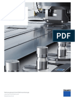 TRUMPF Punching at a Glance Brochure De