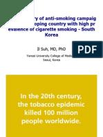 Anti-smoking Campaign_South Korea