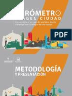 Barometro Imagen Ciudad 2016 Version Publico Version Final