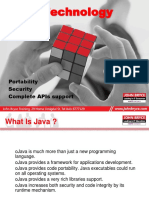 1-Java Technology With Notes