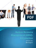 HRM-PPT