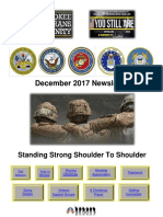Cherokee Veteran Community Newsletter 2017 Year in Review