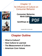 Influence of Culture on Consumer Behavior (1)