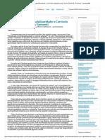 Globalização e Interdisciplinaridade_ o Currículo Integrado (Jurjo Torres Santomé) - Resenha - Samantha08