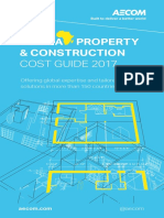 AECOM Property Construction Cost Guide 2017