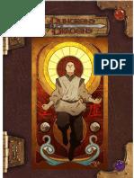 D&D 3E - O Monge e Seu Caminho Doloroso - Biblioteca Élfica