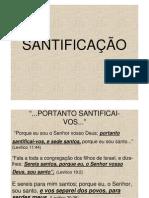 SANTIFICAÇÃO