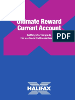 Ultimate Reward Current Account Guide
